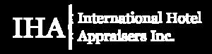 IHA Logo white
